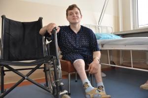 Шампионът Христо все още е в болницата